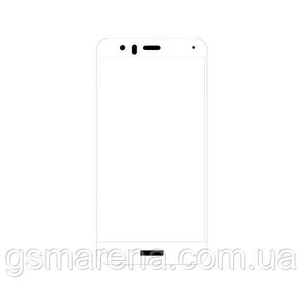 Защитное стекло 2.5D Huawei P10 Lite Белый, фото 2