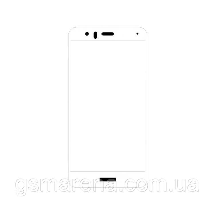 Защитное стекло 2.5D Huawei P10 Lite Белый