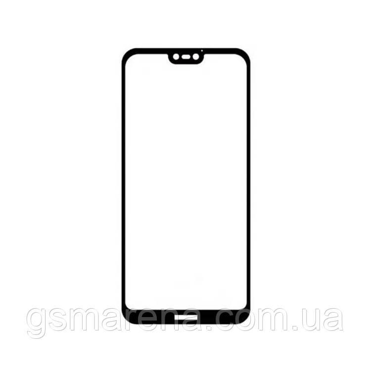 Защитное стекло 2.5D Huawei P20 Черный