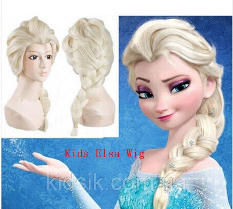 Парик Эльзы «Холодное сердце» Disney Frozen, фото 1