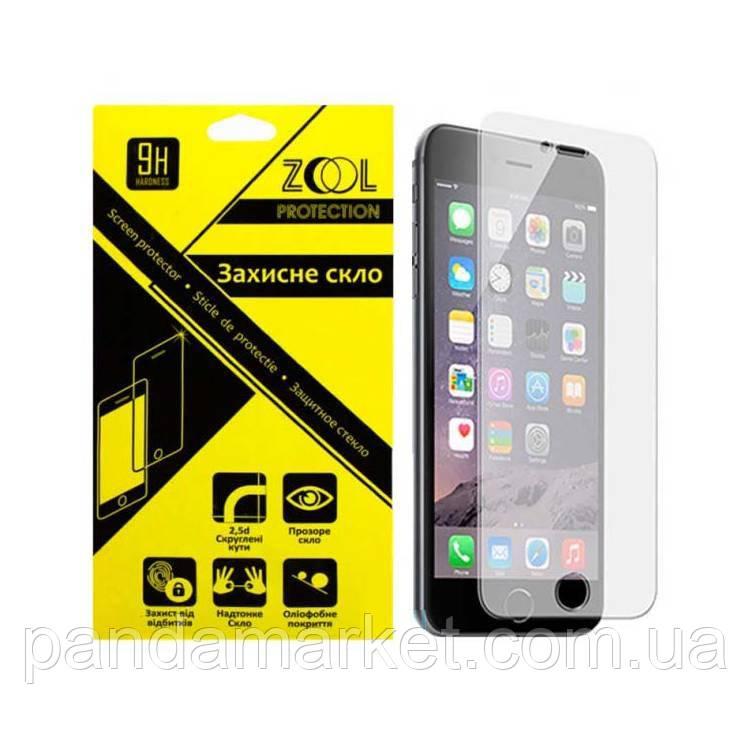 Защитное стекло 2.5D Huawei Y7 (2017) 0.3mm Zool