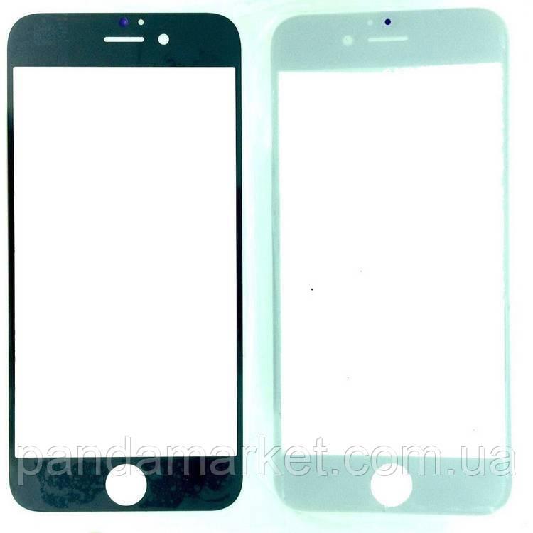 Стекло дисплея для переклейки Apple iPhone 6 (4.7) Белый Оригинал