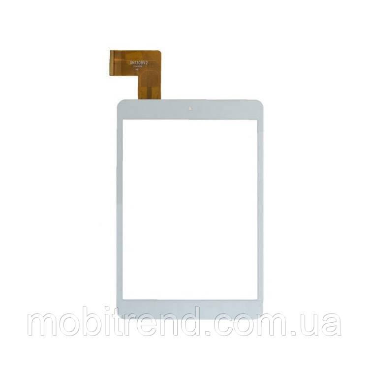 Тачскрин сенсор Nomi (197x131) C07850 Белый