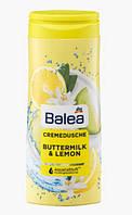 Крем-гель для душа (Buttermilk & Lemon) 300мл - Balea, фото 1
