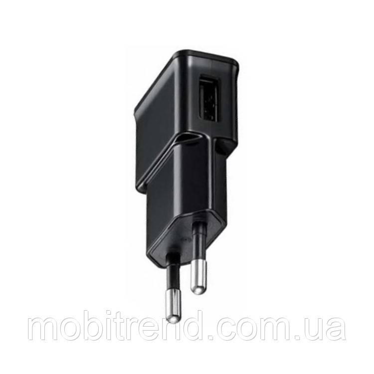 Зарядное устройство Samsung ETA-U90EWE 5.0V 1USB 2.0A (1.0A) Черный