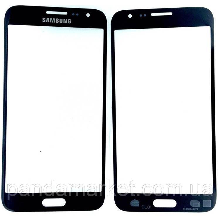 Стекло дисплея для переклейки Samsung G5108 Черный