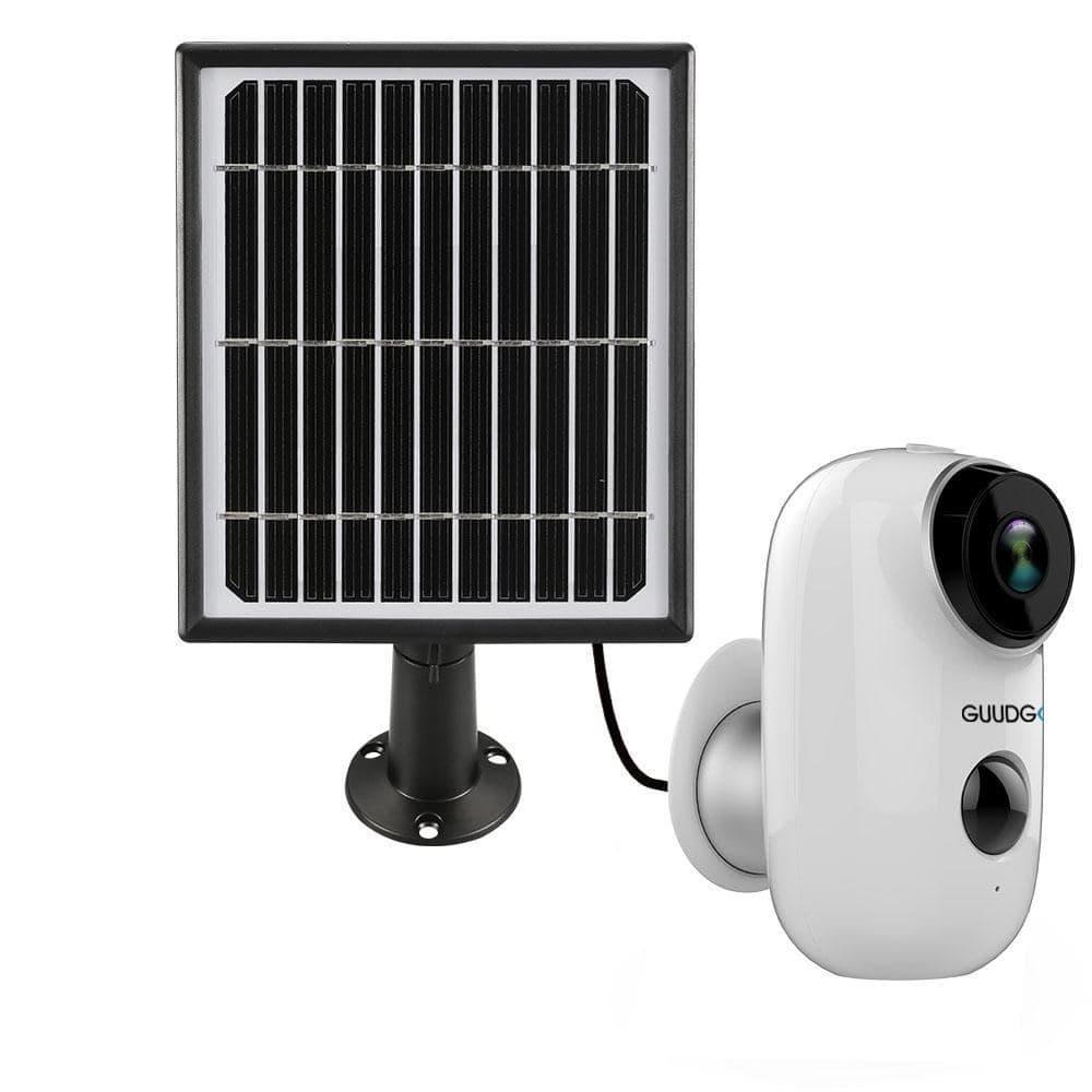 Камера видеонаблюдения GUUDGO A3  +  Solar Panel