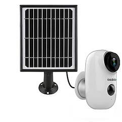 Камера відеоспостереження GUUDGO A3 + Solar Panel