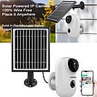 Камера видеонаблюдения GUUDGO A3  +  Solar Panel, фото 7