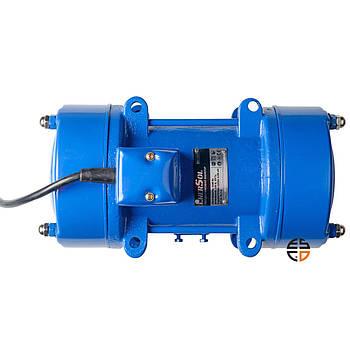 Вибратор площадочный EnerSol EEV-1500W, мщность 1,5 кВт, сила 6,86 кН