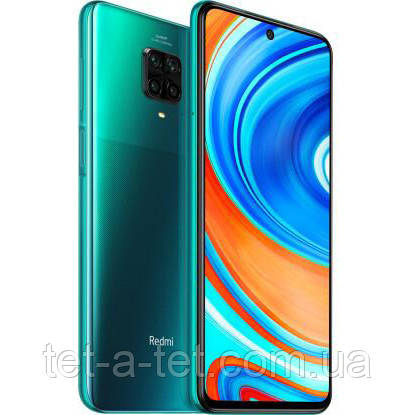Xiaomi Redmi Note 9 Pro 6/64GB (NFC) Forest Green