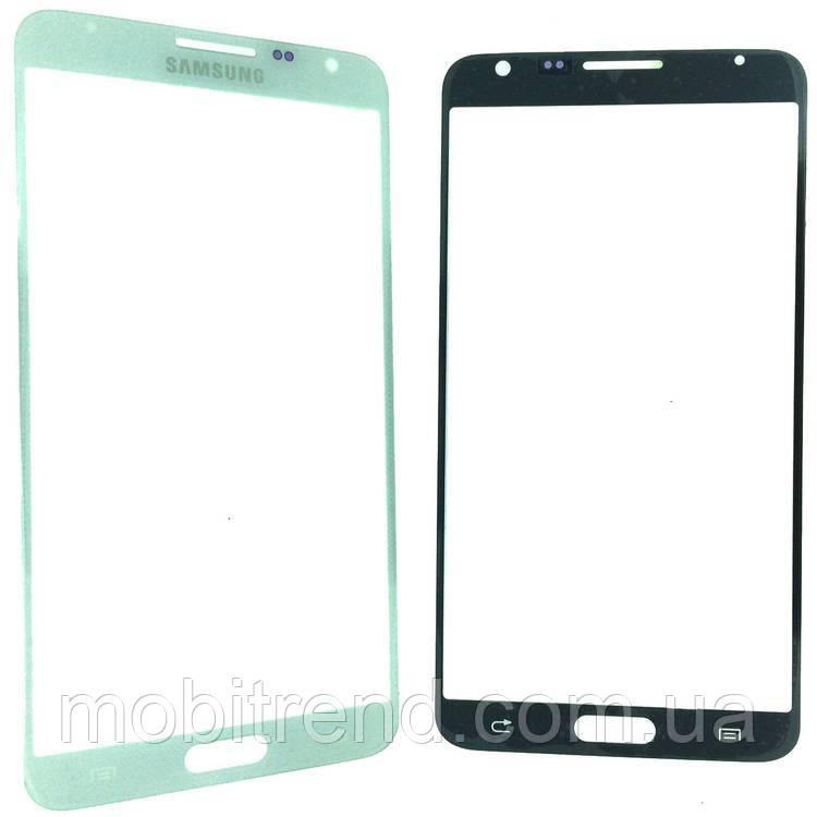 Стекло дисплея для переклейки Samsung Note 3 Neo N7500, N7502, N7503, N7505 Белый