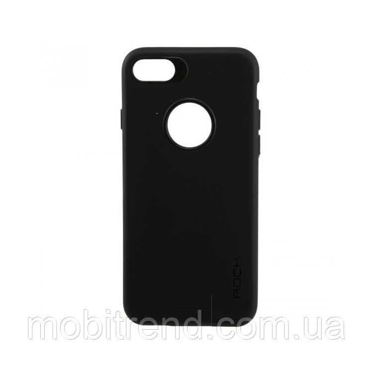 Чехол силиконовый Rock 0.3mm Apple iPhone 7, 8 Черный