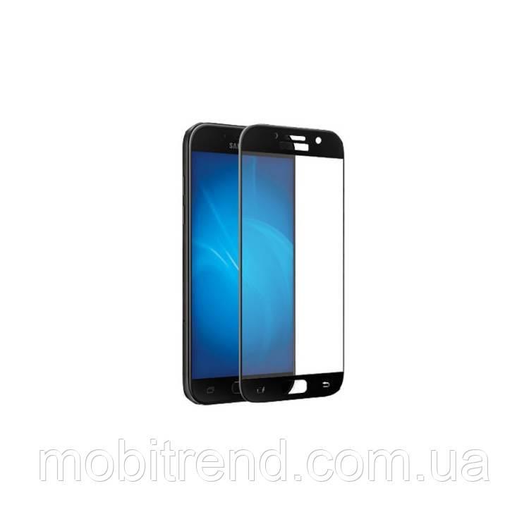 Стекло корпуса Samsung A520 A5 (2017) Черный Оригинал