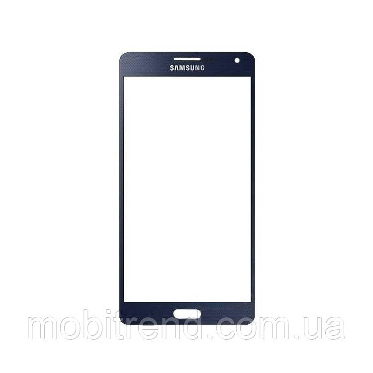 Стекло корпуса Samsung A700 A7 Черный Оригинал