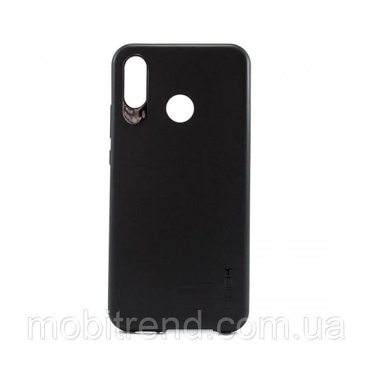 Чехол силиконовый Rock 0.3mm Huawei P20 Lite, Nova 3e Черный