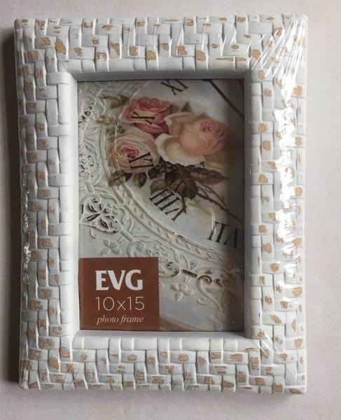Рамка EVG FRESH 10X15 2073-4 White