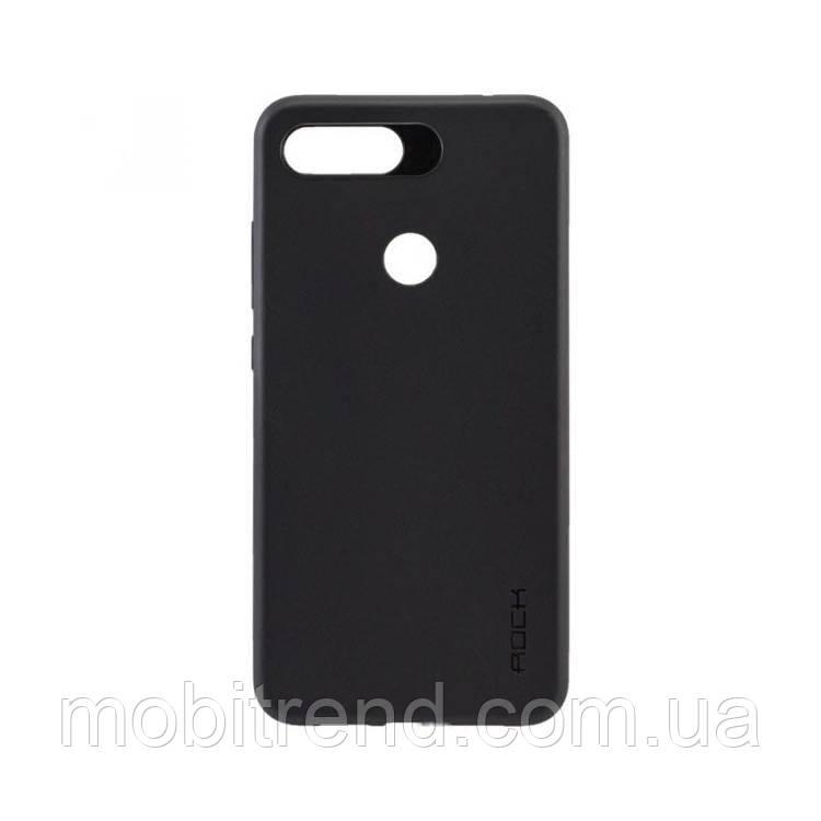 Чехол силиконовый Rock 0.3mm Xiaomi Redmi Mi8 Lite Черный