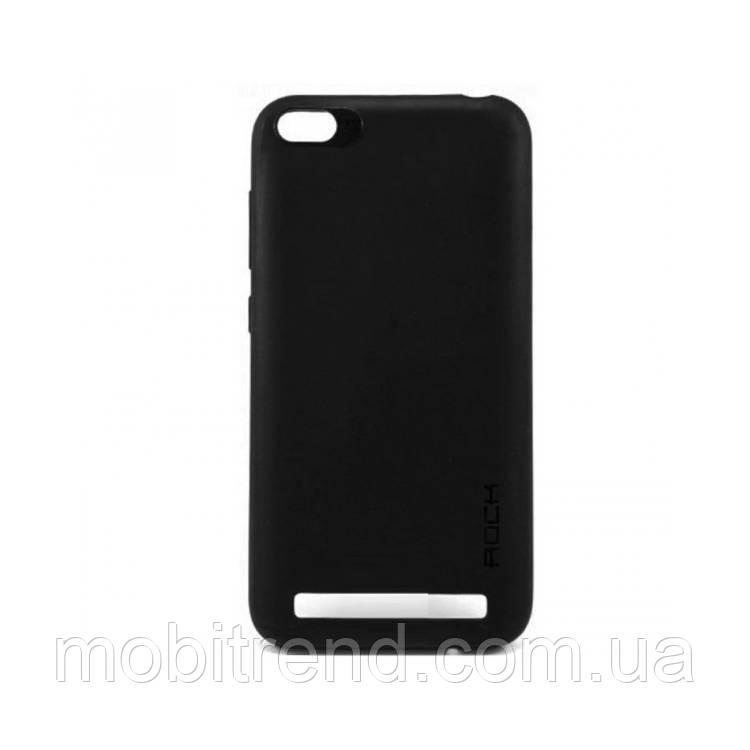 Чехол силиконовый Rock 0.3mm Xiaomi Redmi 5A Черный