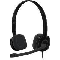 Гарнитура IT LOGITECH Гарнитура Stereo Headset H151