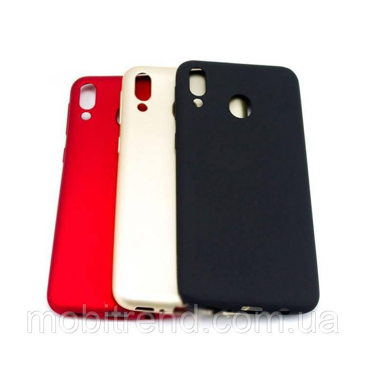 Чехол силиконовый Rock матовый Huawei P20 Pro, P20 Plus Черный