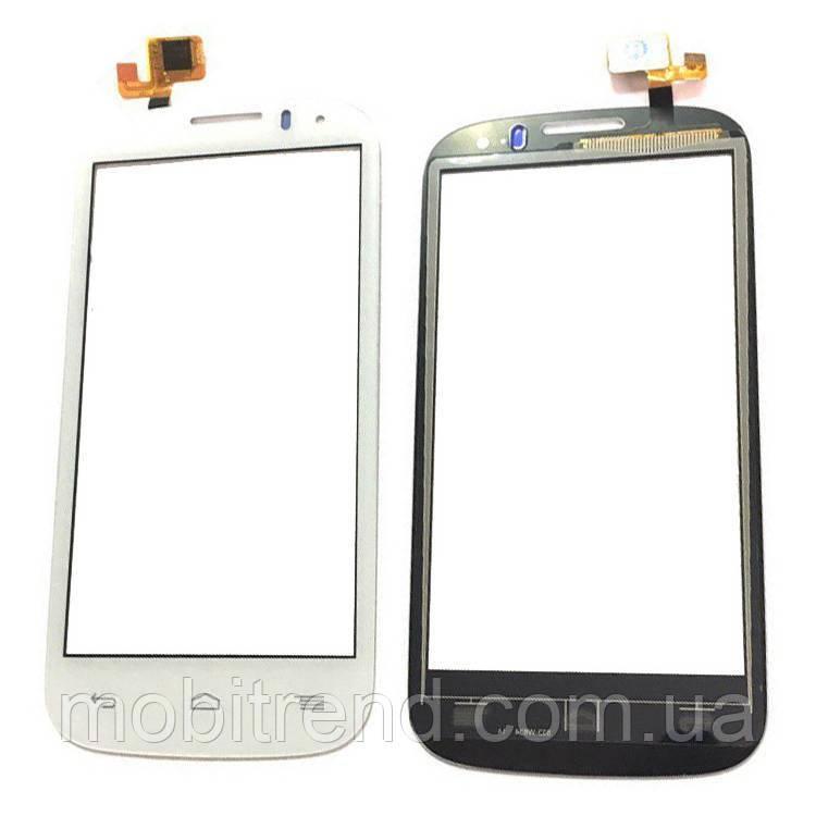 Тачскрин сенсор Alcatel OT5036D Белый