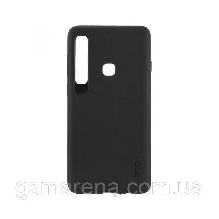 Чехол силиконовый Rock 0.3mm Samsung A9 (2018) A920 Черный