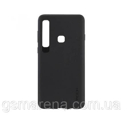 Чехол силиконовый Rock 0.3mm Samsung A9 (2018) A920 Черный, фото 2