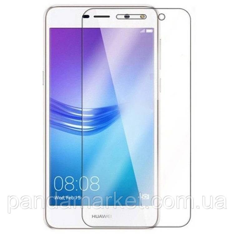 Защитное стекло 2.5D Huawei Y5 (2017), Y6 (2017) (0.3mm, 2.5D, с олеофобным покрытием)