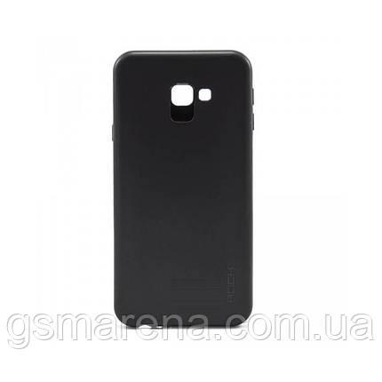Чехол силиконовый Rock 0.3mm Samsung J4 Plus (2018) J415 Черный, фото 2