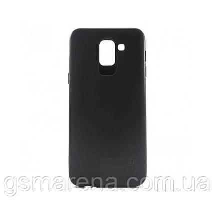 Чехол силиконовый Rock 0.3mm Samsung J6 (2018) J600 Черный, фото 2