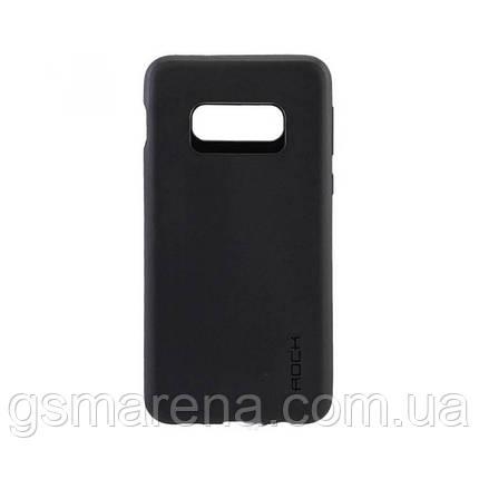 Чехол силиконовый Rock 0.3mm Samsung S10E G970 Черный, фото 2