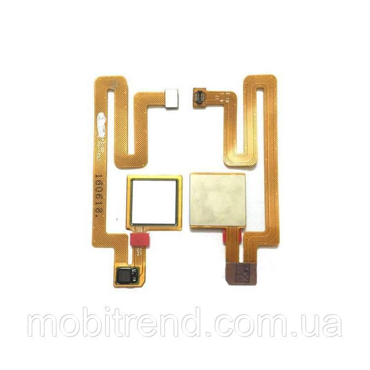 Шлейф сканера отпечатка пальца Xiaomi Redmi Mi Max Золотой