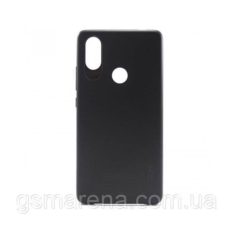 Чехол силиконовый Rock 0.3mm Xiaomi Redmi Mi8 SE Черный