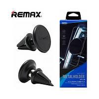 Держатель телефона магнитный Remax RM-C28 Черный