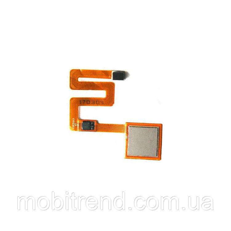Шлейф сканера отпечатка пальца Xiaomi Redmi Note 4 Серый