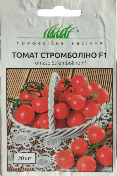 Семена помидора Стромболино F1 20 шт. детерминантный United Genetics