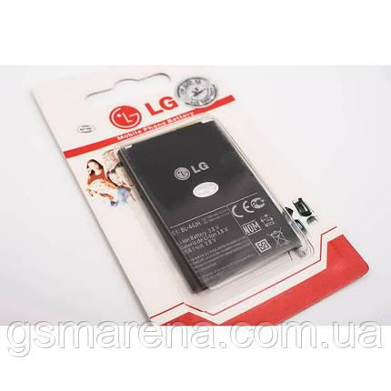 Аккумулятор LG BL-44H (а также: LG L7, P700, P705, E440, L4, II, P940, L40, D160) 1700mAh, фото 2