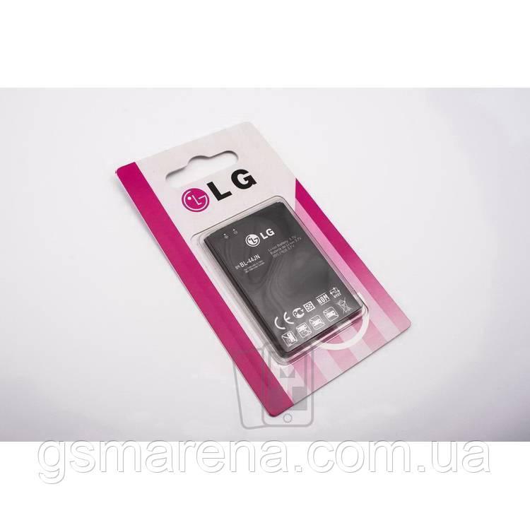 Аккумулятор LG BL-44JN (а также: A290, A399, C660, E400, E405, E410) 1500mAh