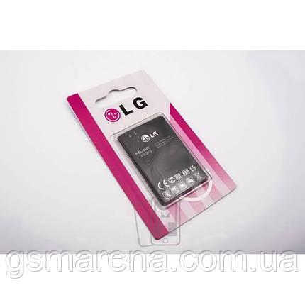 Аккумулятор LG BL-44JN (а также: A290, A399, C660, E400, E405, E410) 1500mAh, фото 2