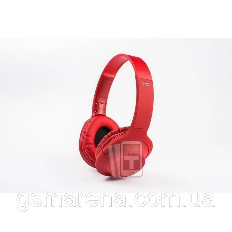 Наушники с микрофоном Marvo HP-908RD Красный