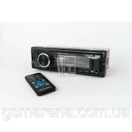 Автомагнитола Pioneer Deh 4102, USB, SD, FM, AUX (с пультом) Черный, фото 2