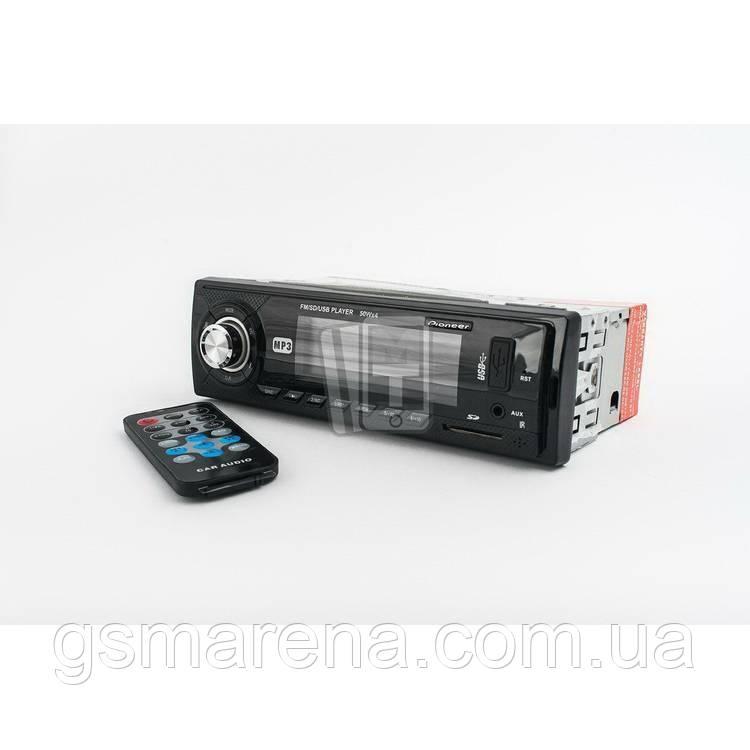 Автомагнитола Pioneer Deh 4103, USB, SD, FM, AUX (с пультом) Черный