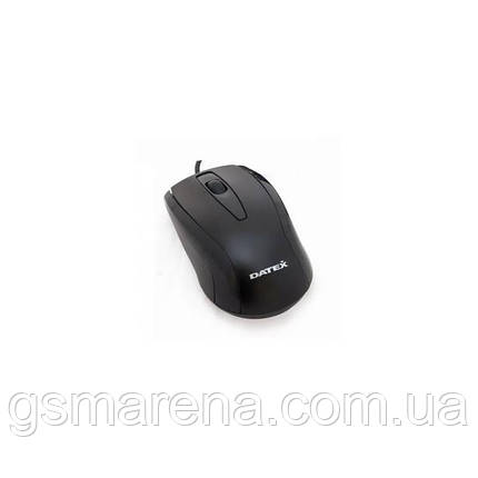 Мышка проводная Datex DM-02 1000dpi, фото 2