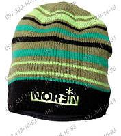 Шапка Norfin (302772) Коричневая или Зеленая Мужская зимняя шапка Зимняя рыбалка Активный отдых