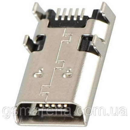 Коннектор зарядки Asus T100, TF300T, K001, 5 pin, фото 2