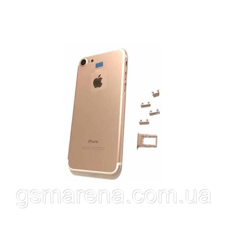 Задняя часть корпуса Apple iPhone 6 (4.7) подобно 7 Rose Золотой