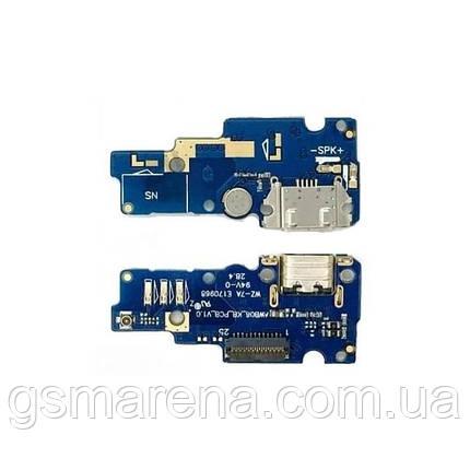 Плата Asus ZenFone Go (ZC500TG) с разъемом зарядки, фото 2