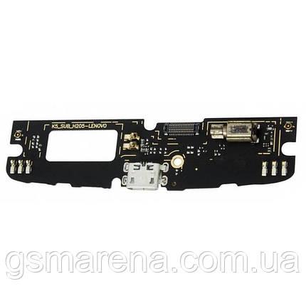 Плата Lenovo Vibe K5 (A6020) с разъемом зарядки, фото 2