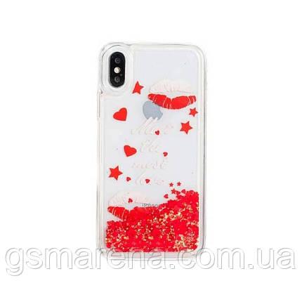 Чехол силиконовый Pepper Shining Apple iPhone X, XS (23), фото 2